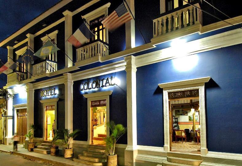 Hotel Colonial Granada 2