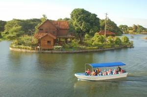 tour de isletas - lago de nicaragua